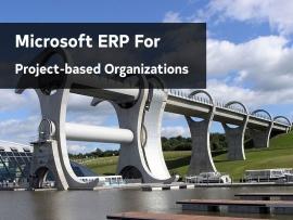 نرم افزار ERP برای کسب و کارهای پروژه محور