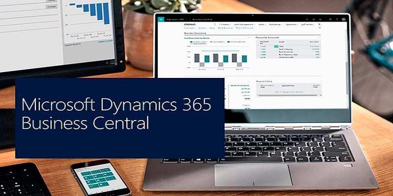 نرم افزار dynamics365 Business Central