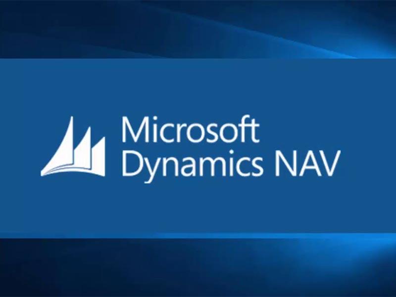 نرم افزار ERP مایکروسافت Dynamics NAV
