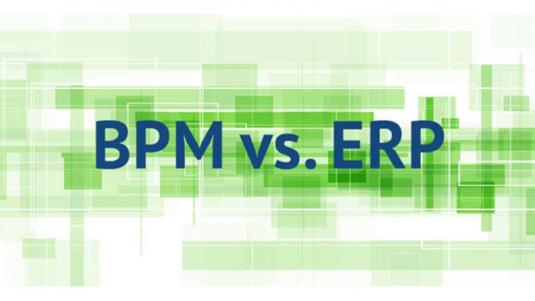 مقایسه ERP و BPMS