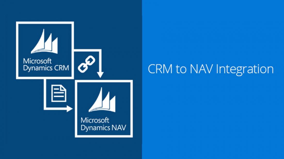 یکپارچگی NAV و CRM