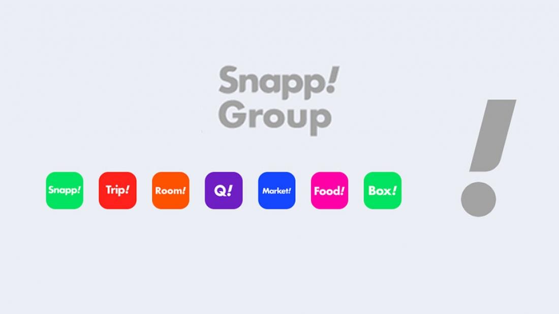 پیاده سازی ERP برای گروه اسنپ
